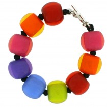 COLOR BALL BRACELET. SPECTRUM