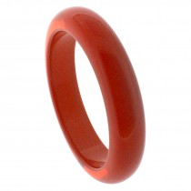 NARROW BANGLE. RED