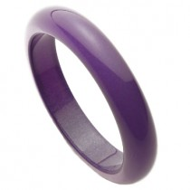 NARROW BANGLE. PURPLE