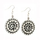 Samantha Davimes Aluminium Earrings