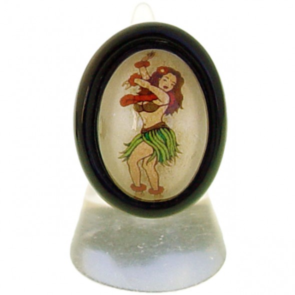 Hawaiian Dancer Ring